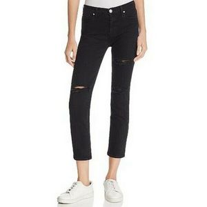Hudson jeans Zoeey high rise ankle straight